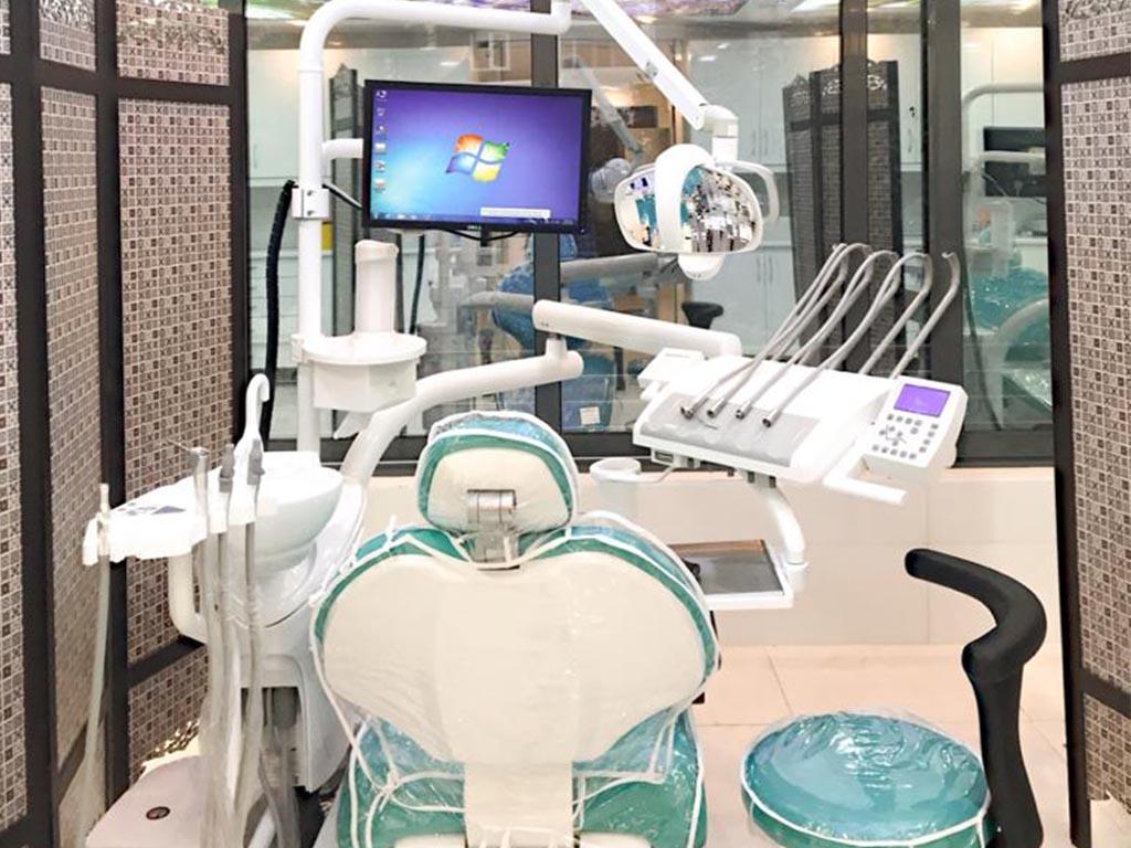 کلینیک دندانپزشکی امین